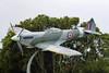 "TE288 Supermarine Spitfire LF.XVIe Model ""Royal Air Force"" c/n unknown Christchurch/NZCH/CHC 12-04-12"