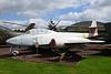 WL375 Gloster Meteor T.7 c/n WL375 Dumfries 31-08-14