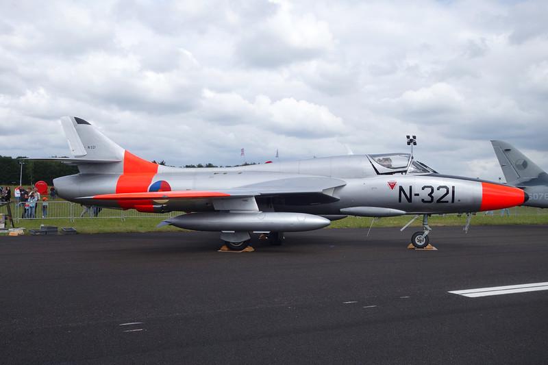 G-BWGL (N-321) Hawker Hunter T.8C c/n HABL003086 Gilze-Rijen/EHGR 20-06-14