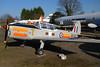 G-BBNC (WP790/T) de Havilland DHC-1 Chipmunk T.10 c/n C1/0682 London Colney 09-03-14
