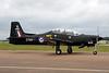 """ZF448 (448) Short Emb-312 T.1 Tucano """"Royal Air Force"""" c/n T112 Fairford/EGVA/FFD 22-07-19"""