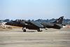 """ZD409 (B) British Aerospace Harrier GR.9 """"Royal Air Force"""" c/n P38 Fairford/EGVA/FFD 24-07-95 (35mm slide)"""