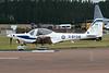 G-BYXM Grob G.115E Tutor c/n 82173 Fairford/EGVA/FFD 22-07-19
