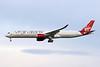 G-VRNB Airbus A350-1041 c/n 415 Brussels/EBBR/BRU 19-12-20