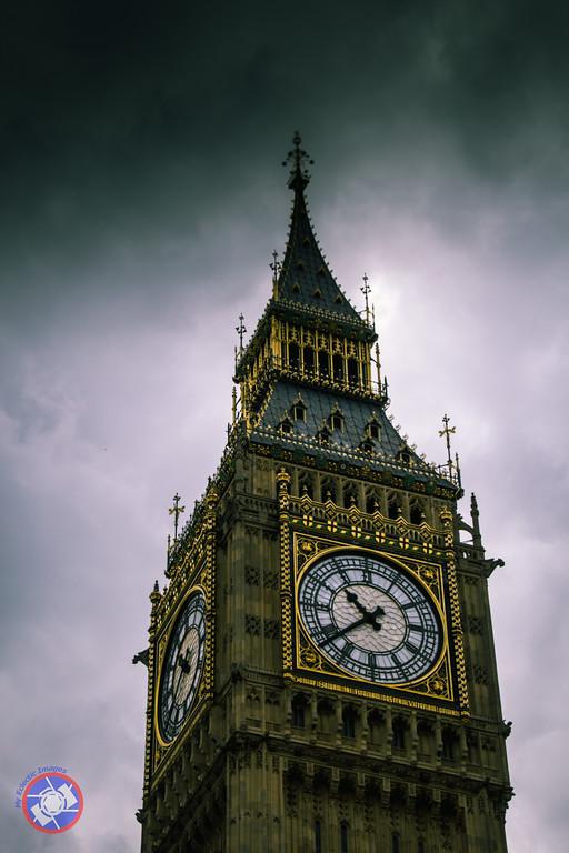 Big Ben, London, England (©simon@myeclecticimages.com)