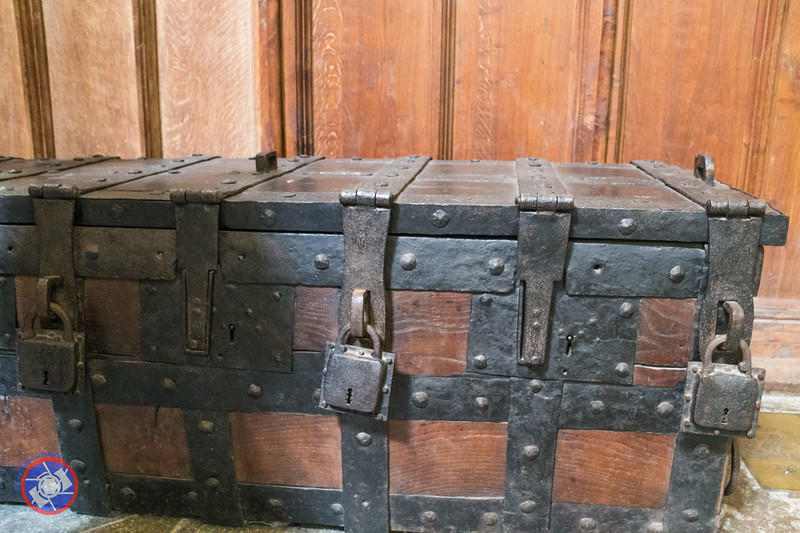 An Example of a Medieval Strong Box (©simon@myeclecticimages.com)
