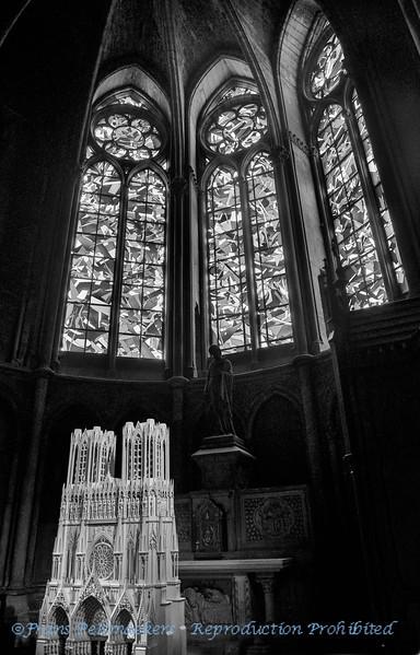 Reims Cathédrale HDR