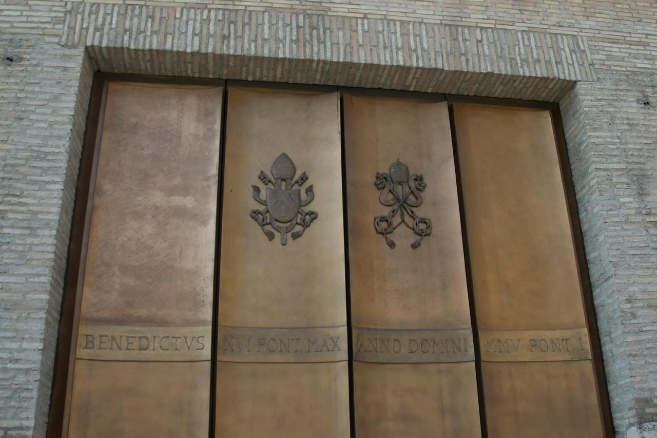 Vatican Museum in Rome, italy