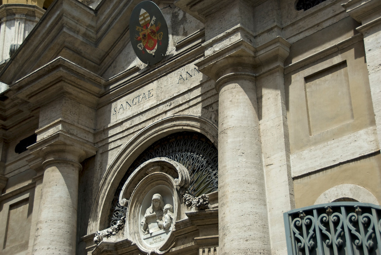 St Peter's Basilica in Vatican, Rome, Italy