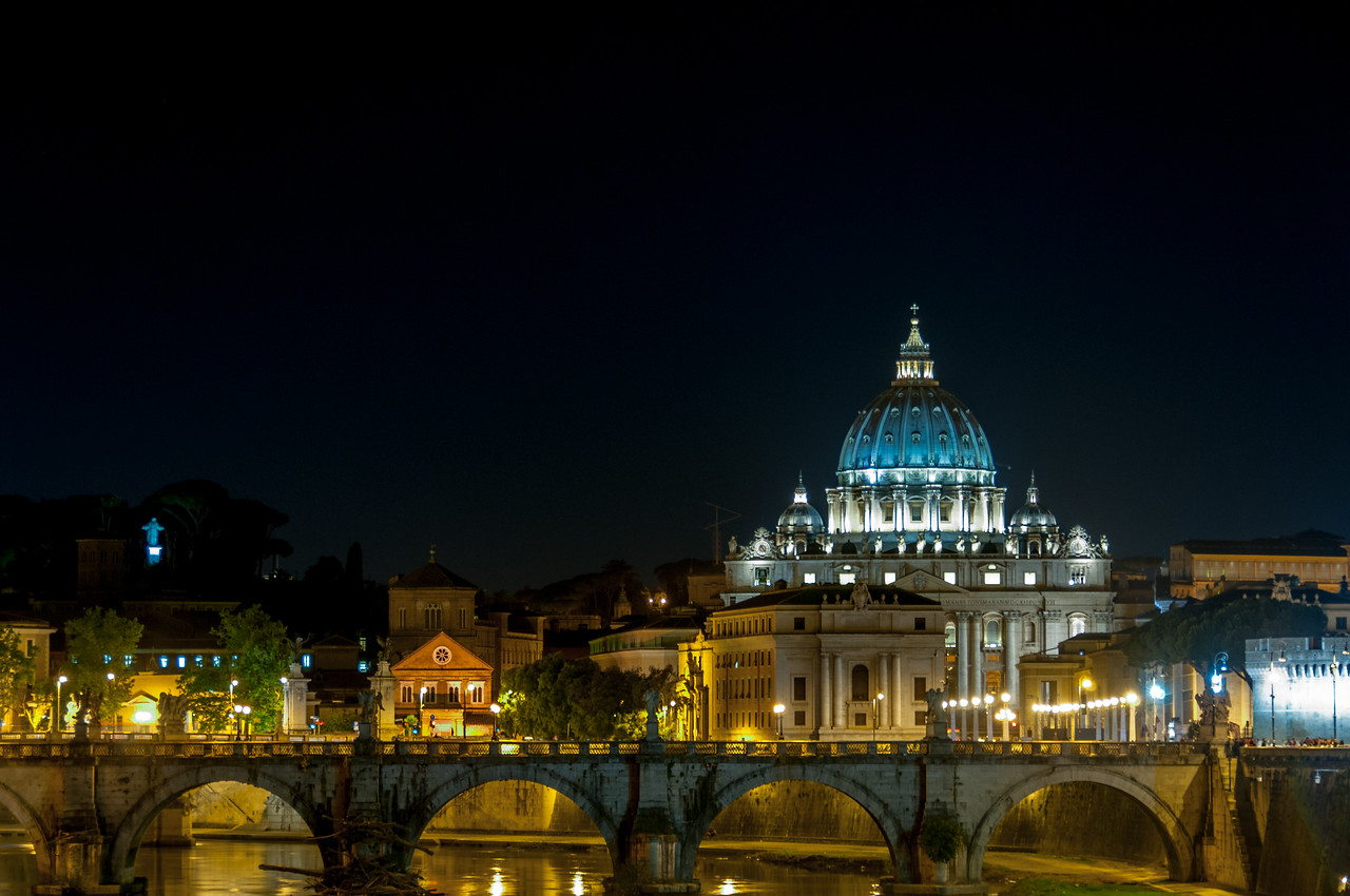 Travel to Vatican City