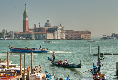 Venice, Italy - 7 April 2009