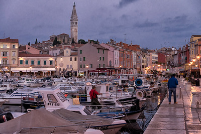 In and Around Rovinj