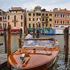 The best way to get around in Venice!