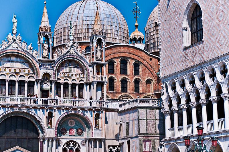 San Marco Plaza. Venice, Italy