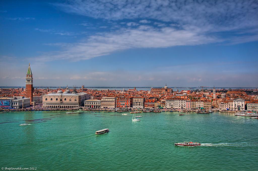 Venice James Bond Location for Casino Royal