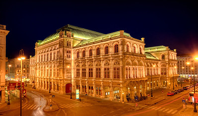 The Opera, Vienna
