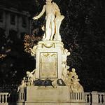 Burggarten - Wolfgang Amadeus Mozart