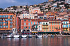 Harbor. Villefranche, France