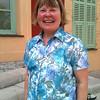 Ann visiting Matisse museum