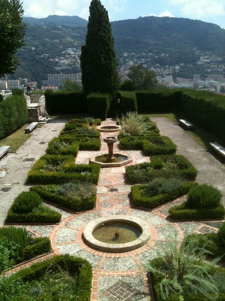 Monastery Garden, Nice