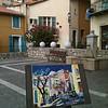 Villefranche square