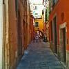 Villefranche street