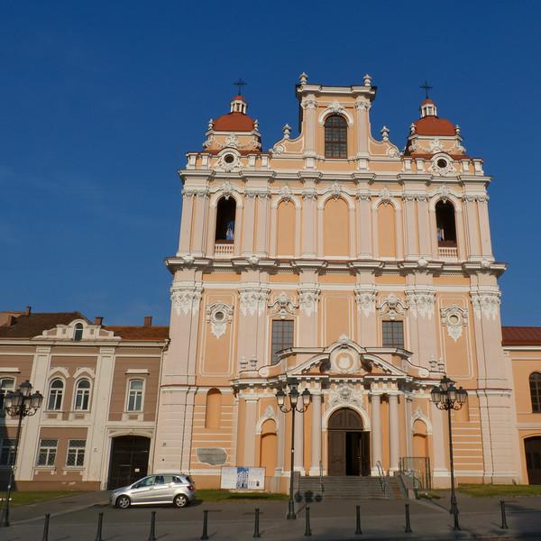 St. Casimir's Church, Vilnius