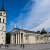 Vilnius Cathedral Basilica and Bell Tower