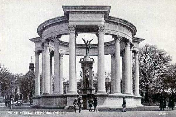 Welsh National Memorial