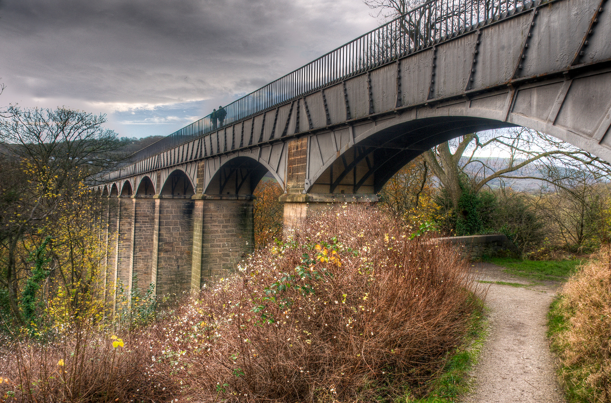 UNESCO World Heritage Site #169: Pontcysyllte Aqueduct and Canal