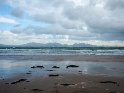 Ynys Llanddwyn beach in Wales