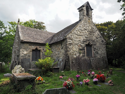 Small church in Wales