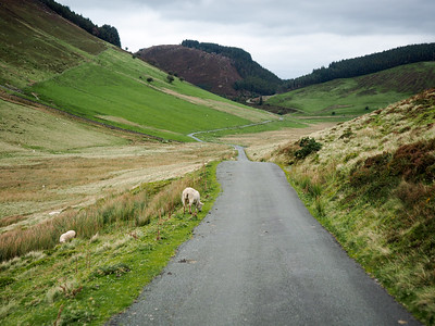 Welsh roads
