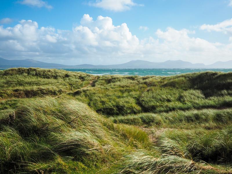 Ynys Llanddwyn in Wales