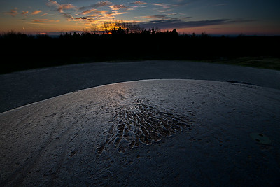 Dawn, Ft. Douaumont, Verdun March 2012