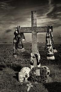 Khaki Chums Cross, Flanders