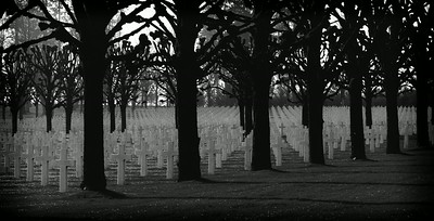 American Cemetery, Romagne sous Montfaucon