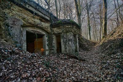 Kronprinze Bunker, Argonne