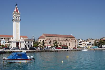 Zakynthos, town