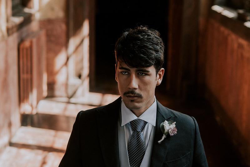 Elopement Wedding in Coruna