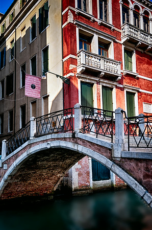 Venice Bridge 2<br /> © Sharon Thomas