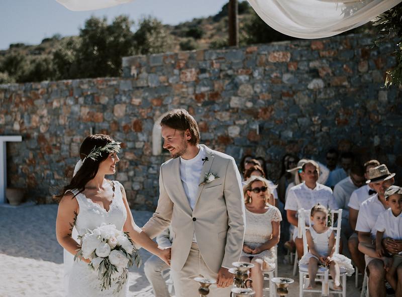 Elopement Wedding in Nisyros