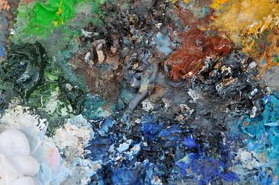 Artists Pallet II