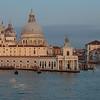 Basilica di Santa Maria della Salute, Venice in the early morning light