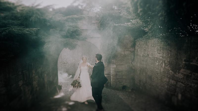 Elopement Wedding in Chur