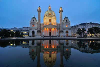 St. Charles Church - VIENNA