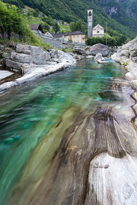 Valle Verzasca and Lavertezzo