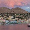 Symi at Sunrise