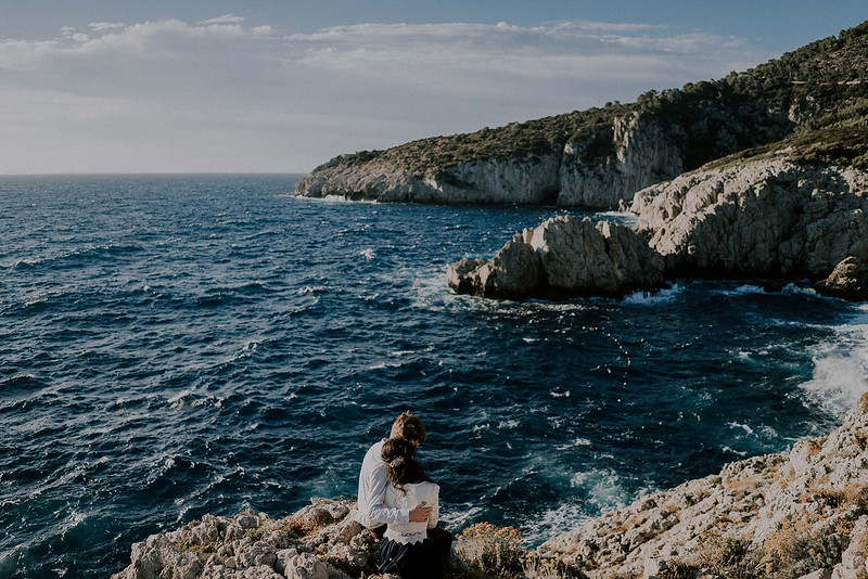 Elopement Wedding in Kythnos