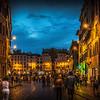 Spagna, Rome